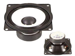 Mittelton-Lautsprecher WESTRA KM-100-534