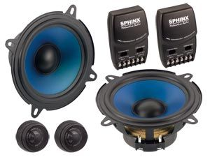 Car-HiFi Lautsprecherset SPHINX 130