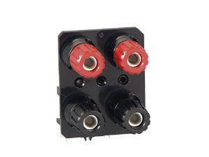 Lautsprecher-Anschlussterminal