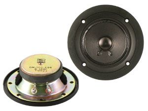 Mittelton-Lautsprecher WESTRA OM-100-408