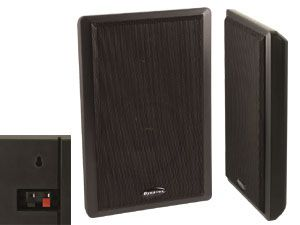 Flach-Lautsprecher DYNAVOX WS-502, schwarz