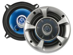 2-Wege-Autolautsprecher-Set LED-SP/509