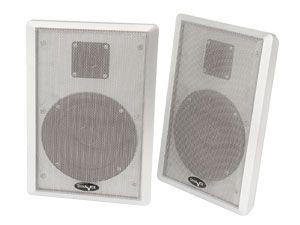 Flach-Lautsprecher DYNAVOX WS-502, silber