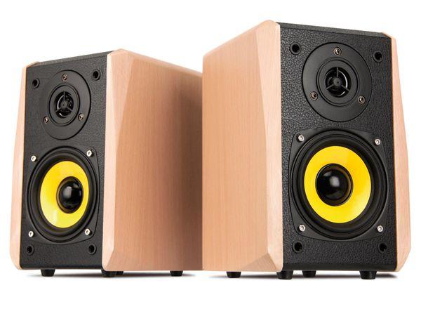Aktiv-Lautsprecher DYNAVOX TG-1000M, 2x 30 W RMS buche - Produktbild 1