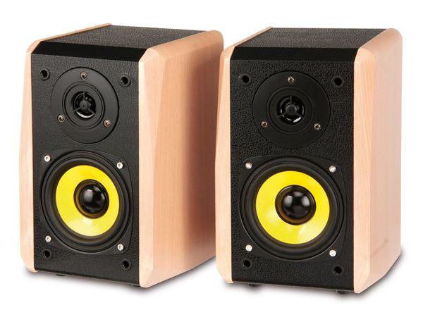 Aktiv-Lautsprecher DYNAVOX TG-1000M, 2x 30 W RMS buche - Produktbild 2