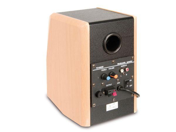 Aktiv-Lautsprecher DYNAVOX TG-1000M, 2x 30 W RMS buche - Produktbild 3