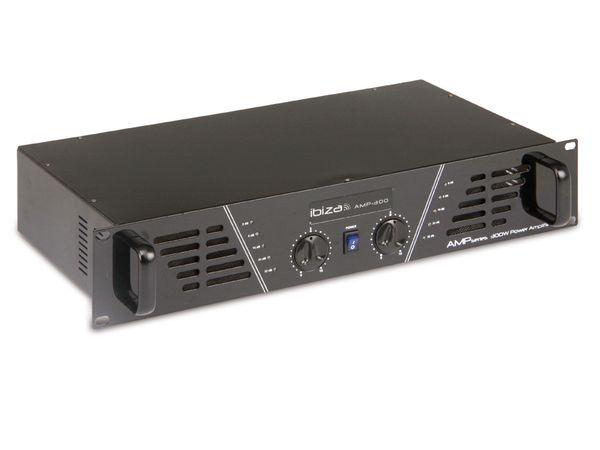PA-Verstärker IBIZA AMP300 - Produktbild 1