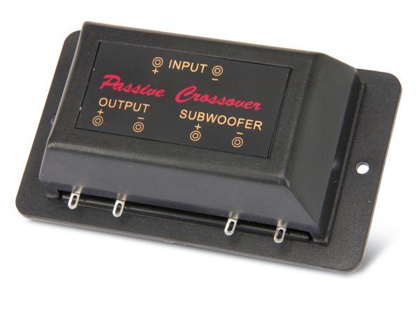 Subwoofer-Frequenzweiche CRC821, 150 Hz, 50 W, 4 Ohm