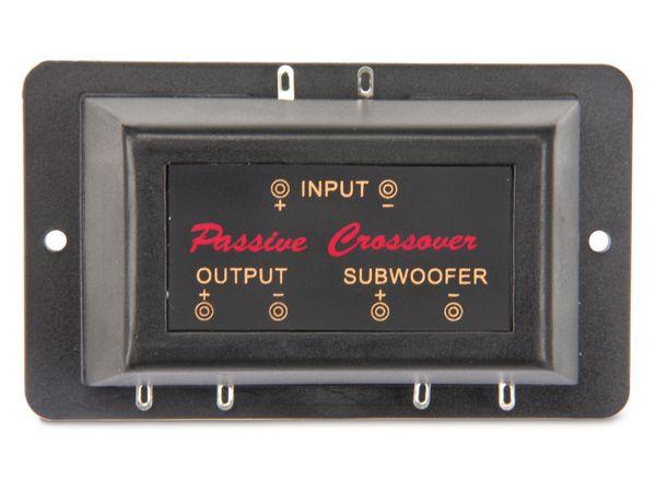 Subwoofer-Frequenzweiche CRC821, 150 Hz, 50 W, 4 Ohm - Produktbild 2