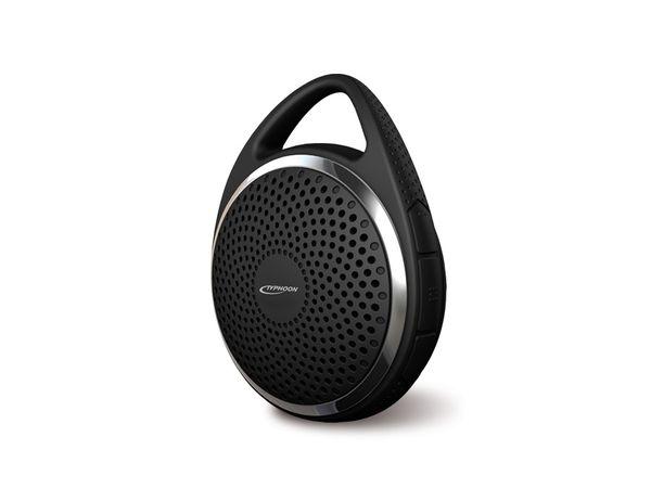 Bluetooth Lautsprecher TYPHOON AquaBuddy, TM002 - Produktbild 1