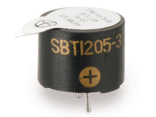 Magnetischer Schallwandler, Signalgeber SBT1205-3