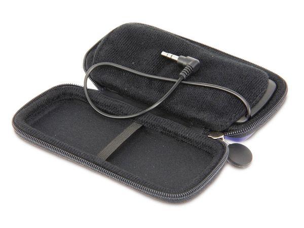 Portabler Lautsprecher SOUNDCASE MINI, blau - Produktbild 2