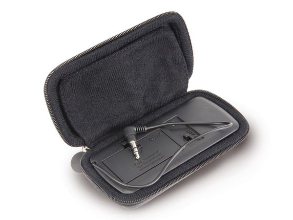 Portabler Lautsprecher SOUNDCASE MINI, schwarz - Produktbild 2