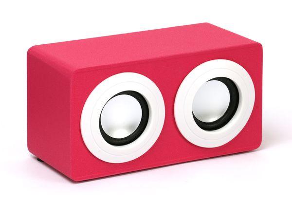 Tragbarer Aktiv-Lautsprecher PULSE - Produktbild 1