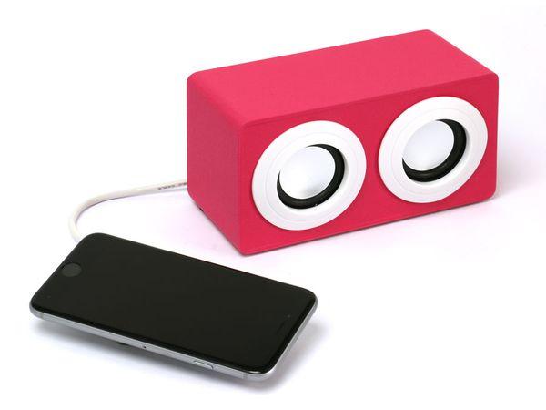 Tragbarer Aktiv-Lautsprecher PULSE - Produktbild 2
