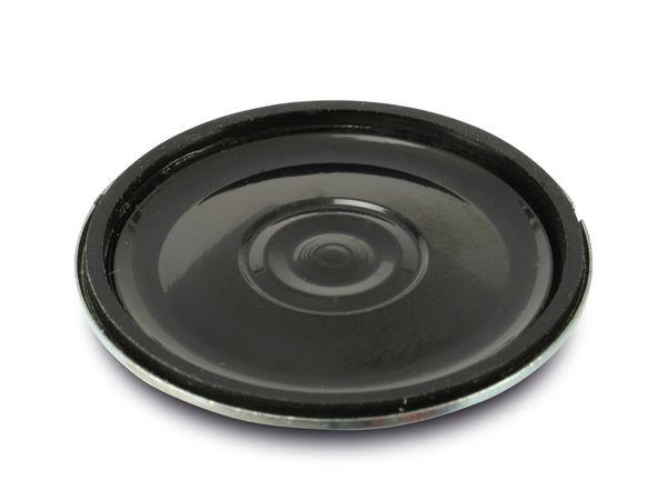 Kleinlautsprecher GC0362MA-1X, 8 Ω, 36 mm - Produktbild 1
