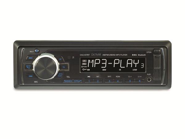 Autoradio DENVER CAU-437BTMK2, Bluetooth-Freisprecheinrichtung