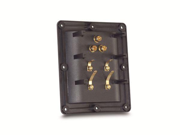 High End Bi-Amping Lautsprecher-Anschlussterminal DYNAVOX - Produktbild 2