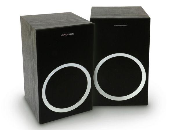 Lautsprecher-Boxen, 2x 25 W RMS, B-Ware