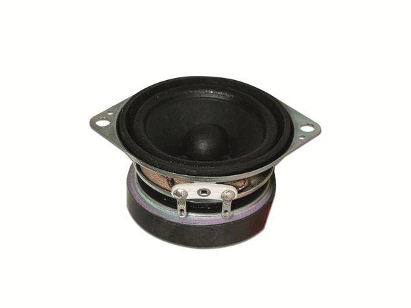 Breitbandlautsprecher VISATON FRS 5, 5 W, 8 Ω