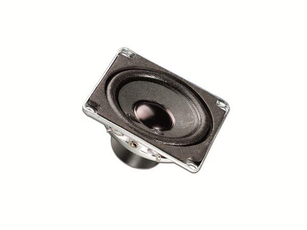 Breitbandlautsprecher VISATON FRWS 5 SC, 4 W, 8 Ω