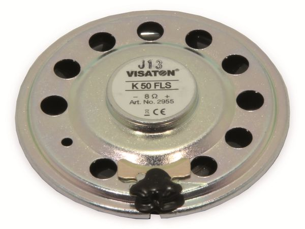 Kleinlautsprecher VISATON K50 FLS - 8 Ω - Produktbild 2
