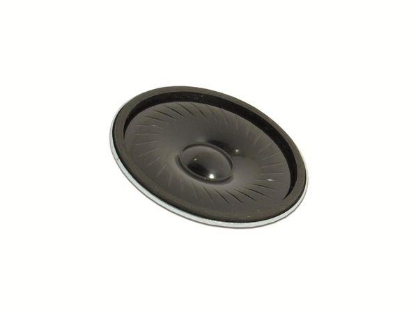Kleinlautsprecher VISATON K 50 FL, 1 W, 8 Ω