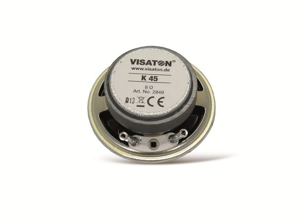 Kleinlautsprecher VISATON K45 - 8 Ω - Produktbild 2