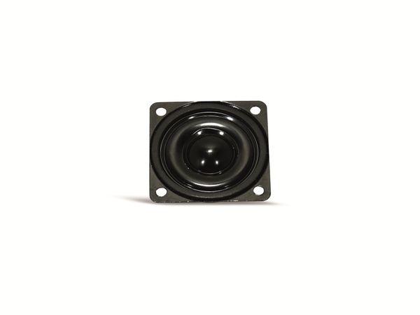 Kleinlautsprecher VISATON K40SQ - 8 Ω - Produktbild 1