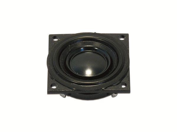 Kleinlautsprecher VISATON K 23 SQ, 0,5 W, 8 Ω - Produktbild 1