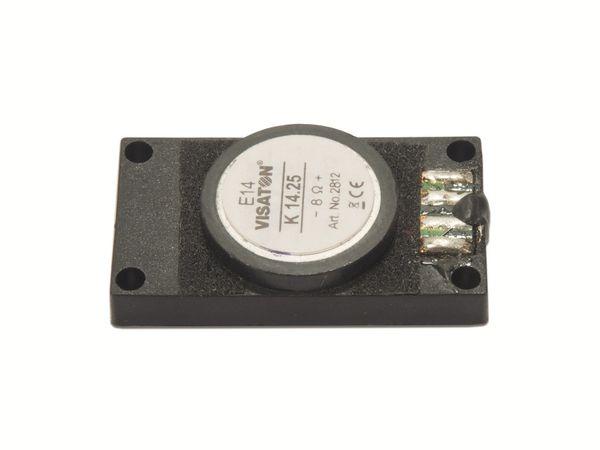 Kleinlautsprecher VISATON K 14.25, 1 W, 8 Ω - Produktbild 2