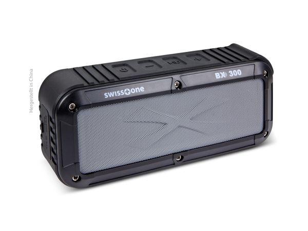 Bluetooth-Lautsprecher SWISSTONE BX 300 - Produktbild 1