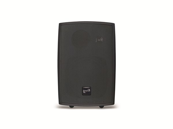 Lautsprecherbox DYNAVOX PB402, Paar, schwarz - Produktbild 2