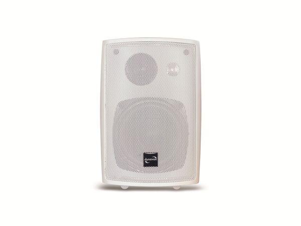 Lautsprecherbox DYNAVOX PB402, Paar, weiß - Produktbild 2