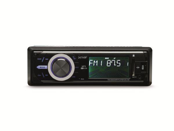 Autoradio DENVER CAU-438, USB, SD