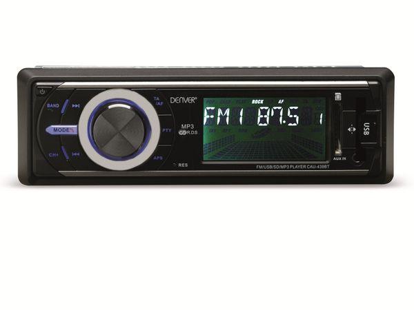 Autoradio DENVER CAU-439BT, USB, SD Bluetooth