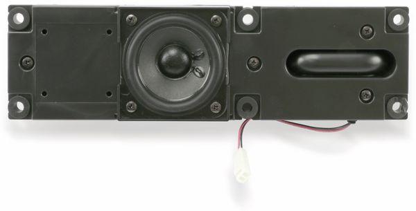 Bassreflex-Lautsprecherbox SHARP RSP-ZA107WJZZ R, 4 Ω, 10 W, rechts - Produktbild 1