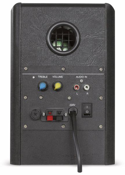 Aktiv-Lautsprecher DYNAVOX TG-1000M, 2x 30 W schwarz - Produktbild 3