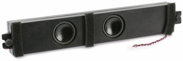 Lautsprecherbox mit 2 Mini-Lautsprechern, 10 W
