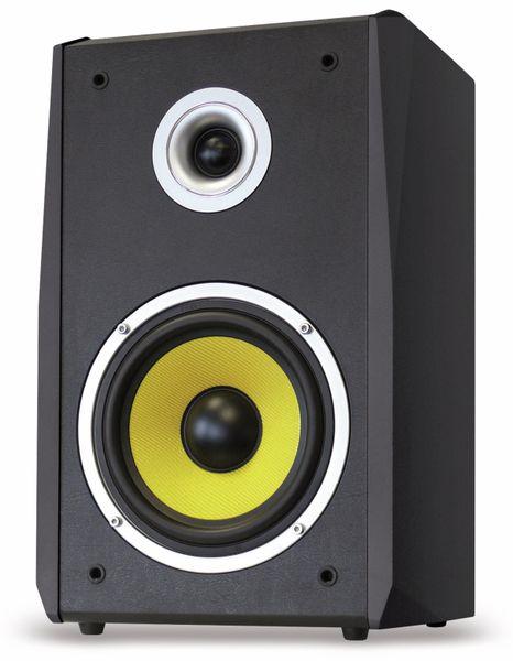 Lautsprecherbox DYNAVOX TG-1000B-E schwarz - Produktbild 2