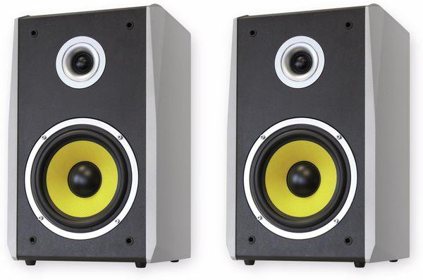 Lautsprecherbox DYNAVOX TG-1000B-E silber