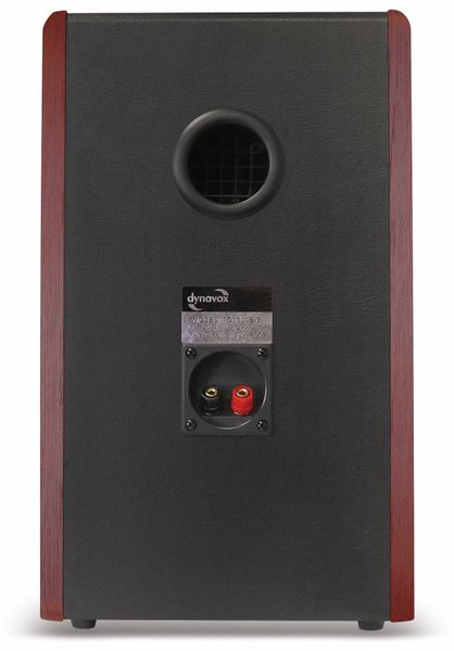 Lautsprecherbox DYNAVOX TG-1000B-E kirschfarben - Produktbild 3