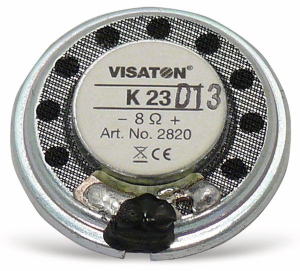 Kleinlautsprecher VISATON K 23, 8 Ohm - Produktbild 2