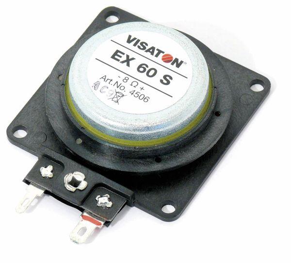 Exciter VISATON EX 60 S, 4 Ohm - Produktbild 1