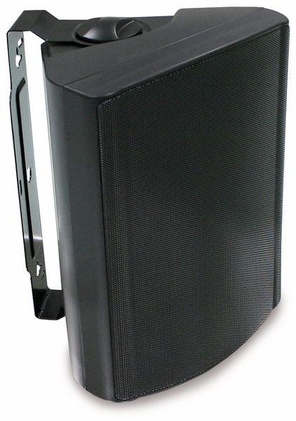 Lautsprecherbox VISATON WB 16, schwarz, 100 V, 8 Ohm