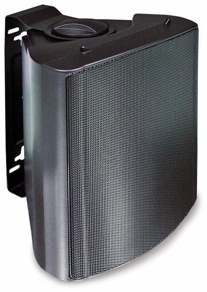 Lautsprecherbox VISATON WB 13,schwarz, 100 V, 8 Ohm