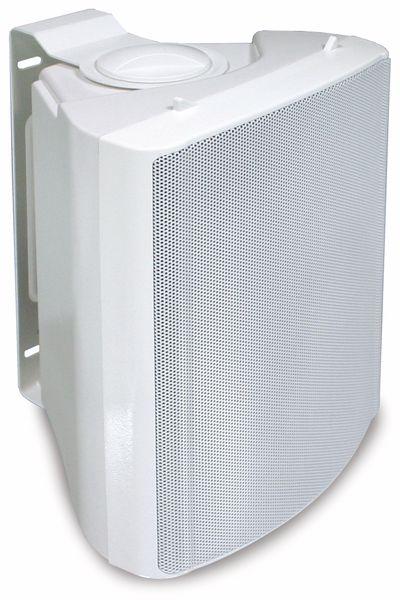 Lautsprecherbox VISATON WB 13, weiß, 100 V, 8 Ohm - Produktbild 1