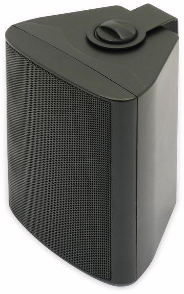 Lautsprecherbox VISATON WB 10,schwarz, 100 V, 8 Ohm