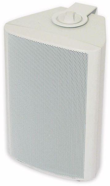Lautsprecherbox VISATON WB 10, weiß, 100 V, 8 Ohm