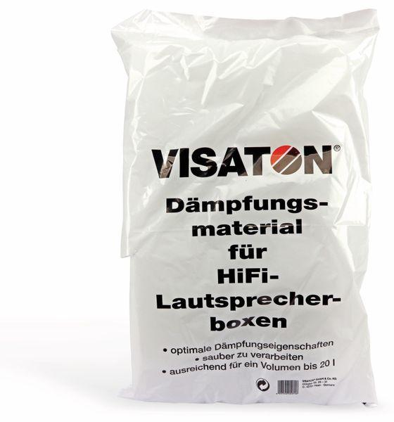 Dämpfungsmaterial VISATON, Polyesterwolle - Produktbild 2